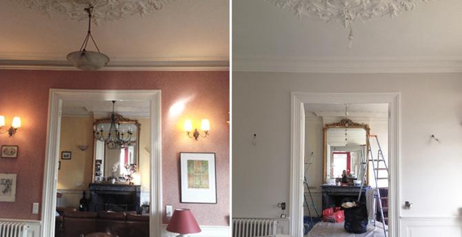 News pauline androlus designer for Decoration maison bourgeoise